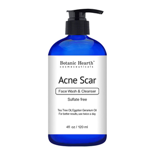 Botanic Hearth Acne Scar Face Wash & Cleanser