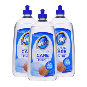 Pledge Floor Care Finish Entretien 3 Pack (798ml per pack)