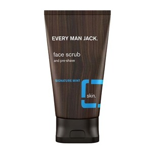 Every Man Jack Signature Mint Face Scrub 150ml