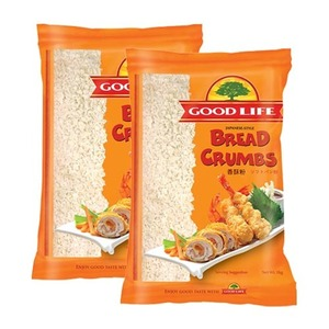 Good Life Japanese-Style Bread Crumbs 2 Pack (1kg per Pack)