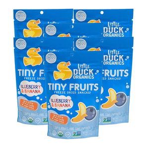 Little Duck Tiny Fruits Blueberry & Banana 6 Pack (21g per pack)