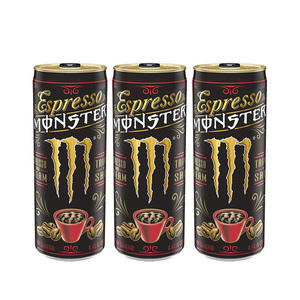 Monster Espresso & Cream 3 Pack (248.4ml per pack)