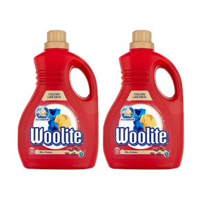 Woolite Detergent Red Mix Colors 2 Pack (2L per pack)