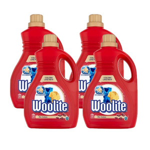 Woolite Detergent Red Mix Colors 4 Pack (2L per pack)