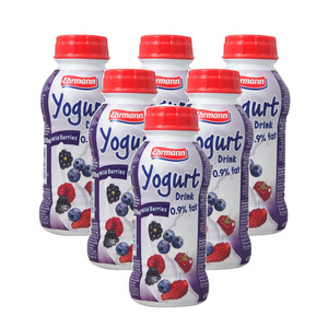 Ehrmann Yogurt Drink Wild Berries 6 Pack (330g per pack)