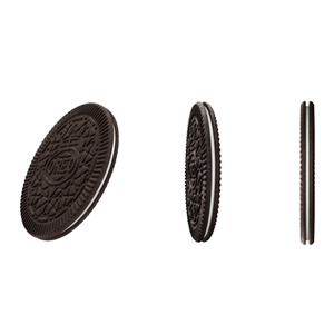 Oreo Thins Vanilla Delight Sandwich Cookies 6 Pack (95g per Box)