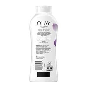 Olay Age Defying Body Wash with Vitamin E 364ml