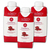 The Berry Company Cranberry Fruit Juice 3 Pack (330ml per pack)