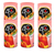 4C Iced Tea Peach Tea Mix 6 Pack (223g per can)