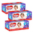 Huggies Little Movers Diapers Size-5 3 Pack (162\'s per Pack)