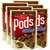 Mars Pods Snickers 6 Pack (160g per pack)