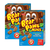 Dare Bear Paws Minis Oatmeal Chocolate Chip 2 Pack (6ct/210g per Box)
