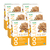 Kashi GOLEAN Honey Almond Flax Crunch Cereal 6 Pack (397g per Pack)