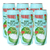 Parrot Brand Coconut Water 6 Pack (487.9ml per pack)