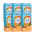 Crystal Light Peach Iced Tea 6 Pack (19.8g per Box)