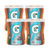 Gatorade Frost Glacier Freeze Thirst Quencher Powder 4 Pack (521g per Canister)