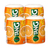 Tang Orange Powdered Drink Mix 4 Pack (566g per Canister)