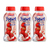 Ehrmann Yogurt Drink Strawberry 3 Pack (330g per pack)