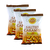 Cosmos Creations Premium Puffed Corn 3 Pack (184g per pack)