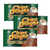 Chips Delight Stripped Cappuccino Cookie 3 Pack (175g per Pack)