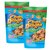 Chips Delight Mini Butter Oatmeal Chocolate Chip Cookies 2 Pack (130g per Pack)