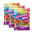 Huer Groovy Mix Gummies 3 Pack (300g per pack)