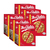 Mrs. Fields White Chunk Macadamia Cookies 6 Pack (226.8g per Box)