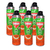 Baygon Protector Multi Insect Killer - Double Nozzle 6 Pack (500ml Per Bottle)
